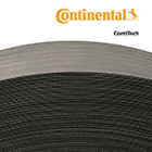 "9"" Wide 2-Ply Impression G240 Bulk Roll Baler Belt (per Foot)"