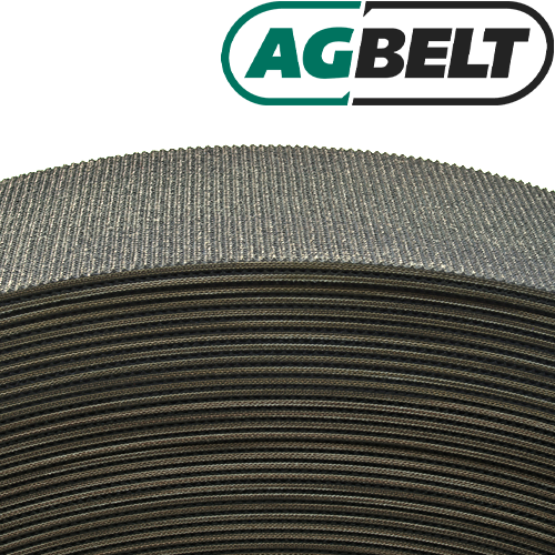 "4"" Wide 3-Ply FastStart™ MRT P310 Bulk Roll Baler Belt (per Foot)"