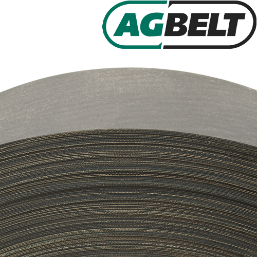 "9"" Wide 3-Ply Impression P345 Bulk Roll Baler Belt (per Foot)"