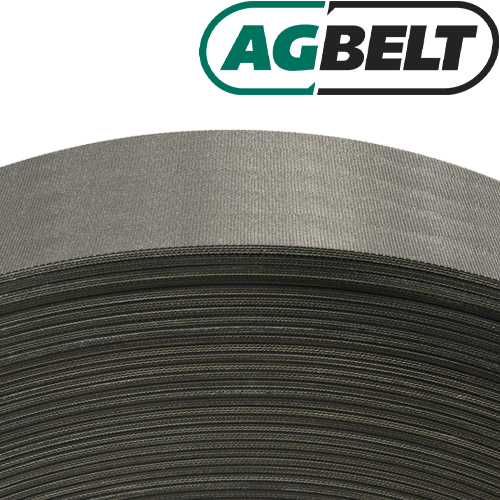 "6.3"" Wide 3-Ply GripSurface™ Covers P360 Bulk Roll Baler Belt (per Foot)"