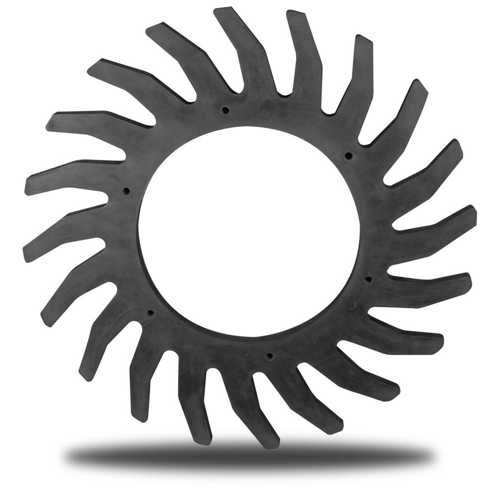 "24.4"" X 12"" CNH Gathering Wheel"